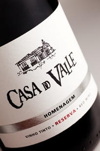 Red Wine Reserva Casa do Valle Homenagem